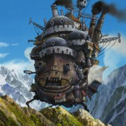 Howl's Moving Castle (2004) *available with English dub